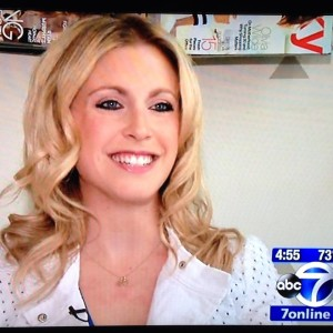 Samantha on ABC 7 Eyewitness News