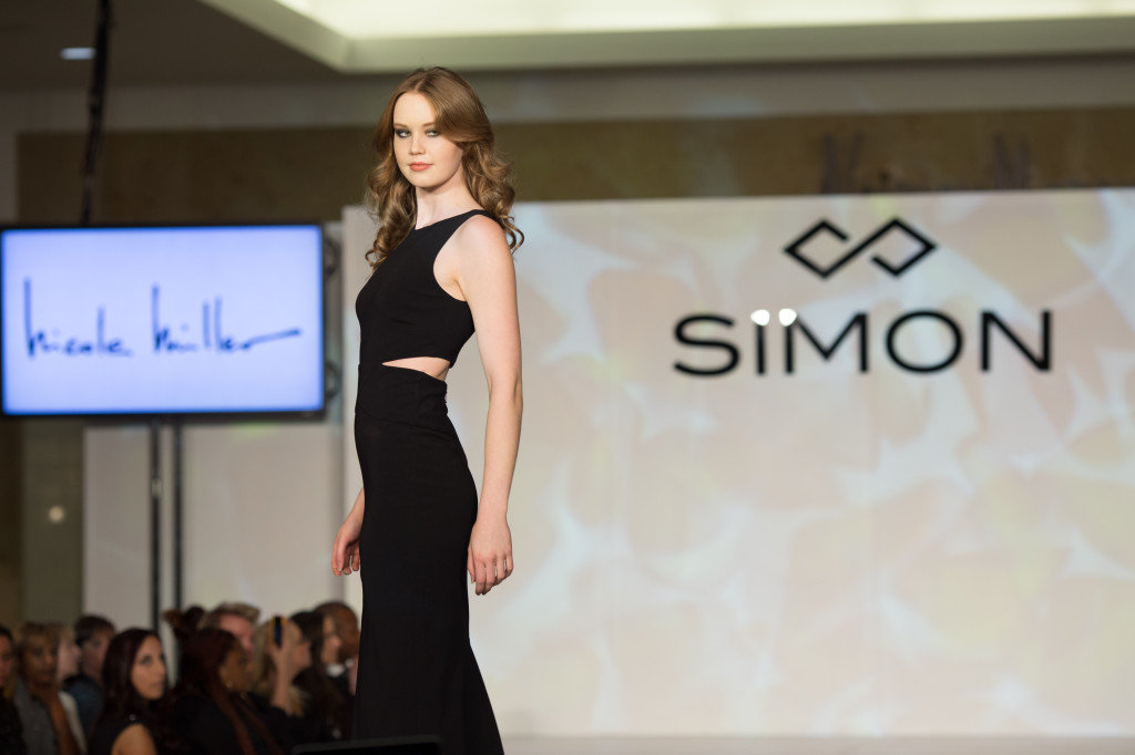 Simon Malls Look Book Live Fashion Show