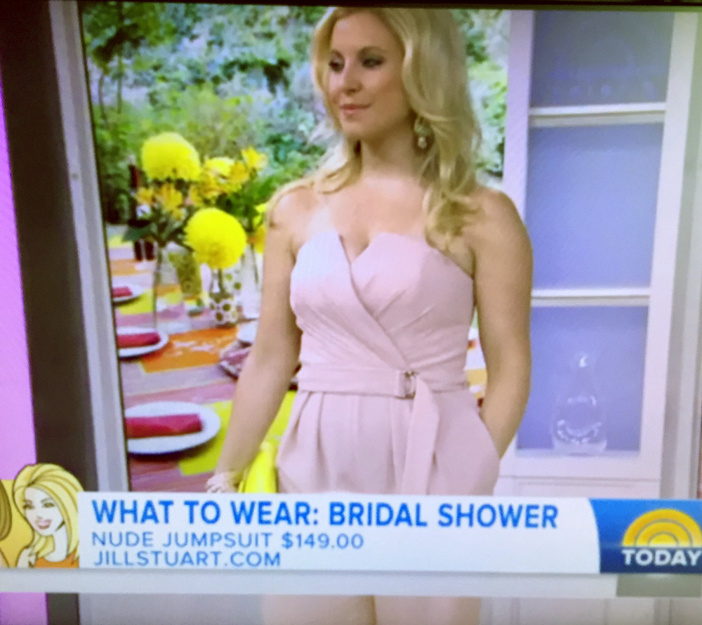 Sam Brown on the Today Show