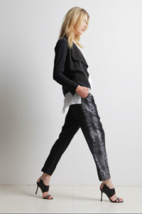 Go Silk look book styled by Gloria Cavallaro for Samantha Brown Style