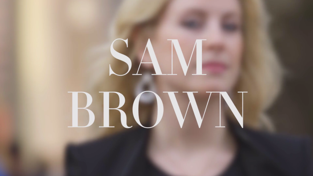 Sam Brown Stylist Profile