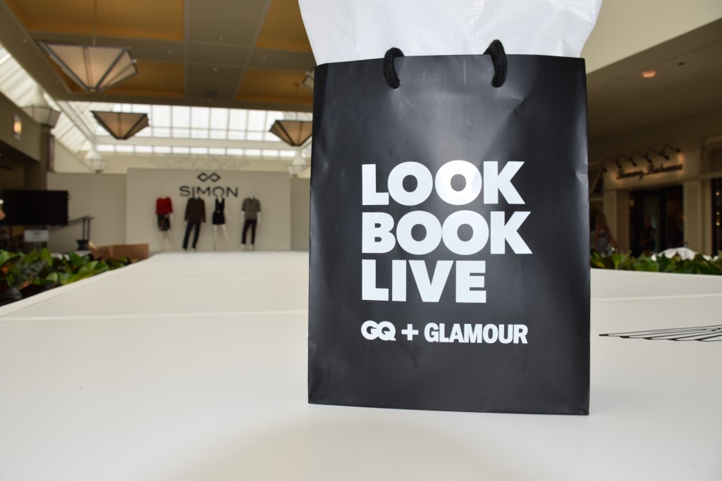 LOOK BOOK LIVE! WITH SIMON, GQ, AND GLAMOUR