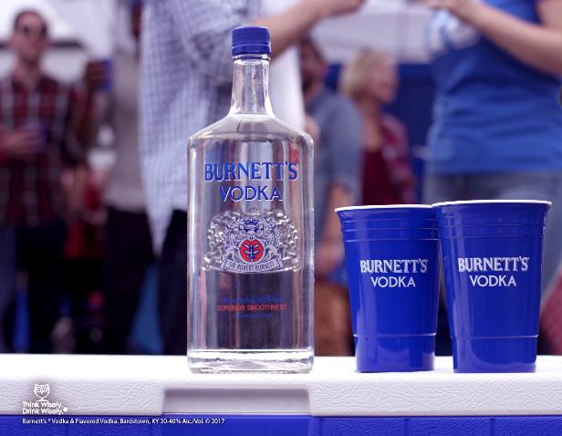 Burnette's Vodka Commercial